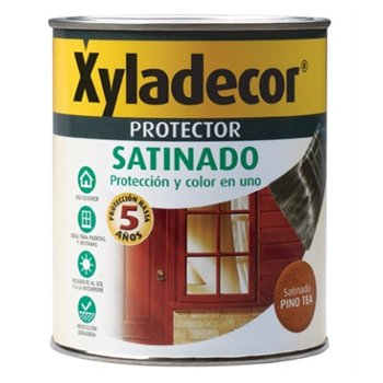 PROTECTOR PARA MADERA SATINADO NOGAL 3 EN 1 750ML XYLADECOR