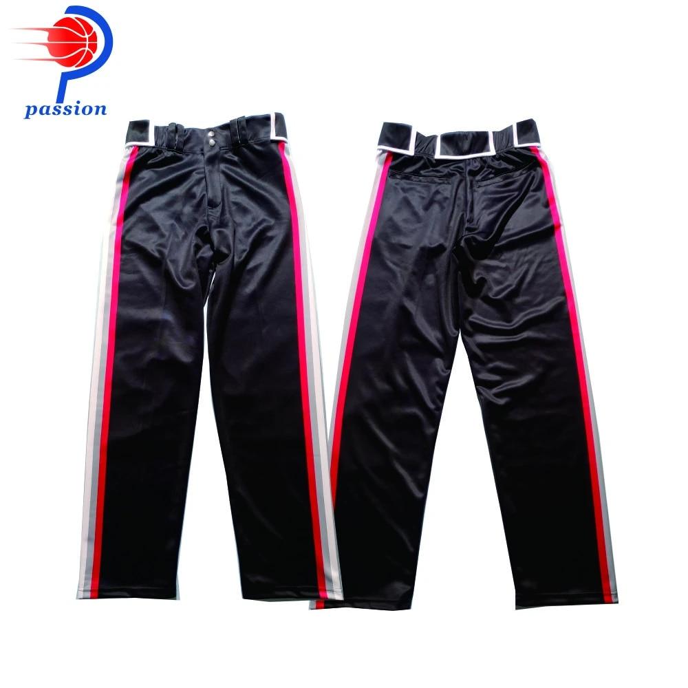 Baseball Pants Black