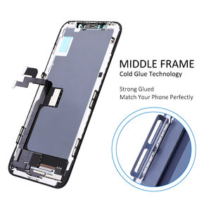Image 5 - Elekworld Grade For iphone X OLED XS XR TFT With 3D Touch Digitizer Assembly No Dead Pixel LCD Screen Replacement Display