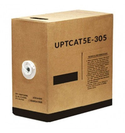Roll 305mts UTP CAT5e UTPCAT5E-305