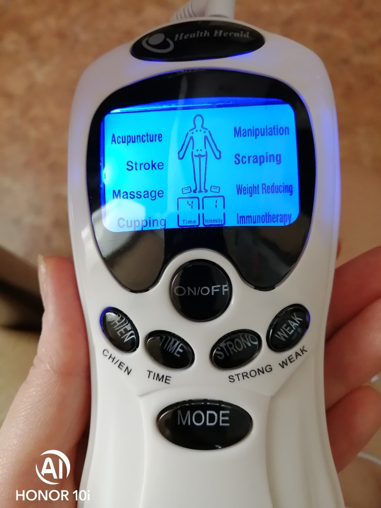 MuscleStimulator™ - Relieve Pain and Fatigue and Improve Muscle Performance photo review