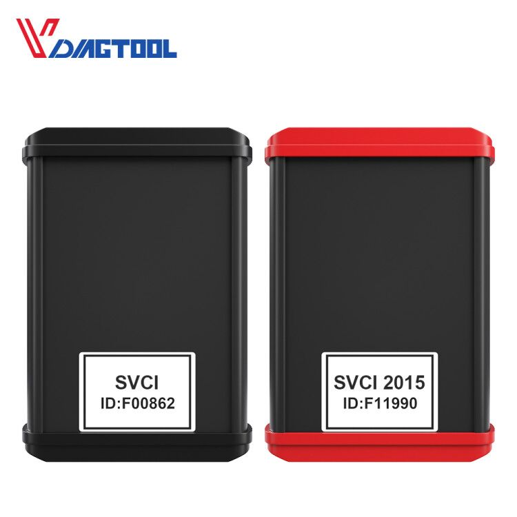 VDIAGTOOL FVDI 2014 ABRITES Commander Diagnostic Scanner SVCI2014 Odometer Correction Key Programmer Unlimited With 18 Software
