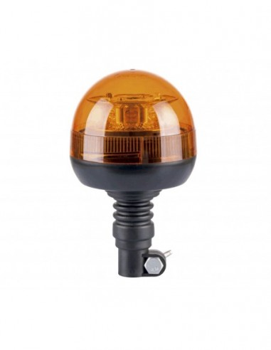 JBM 52549 ROTATING Warning Light LED 12-24V BENDABLE FOUNDATION