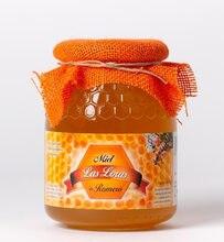 Miel de romero en tarro de cristal de 1 kg - 100% natural -procedente de colmenas situadas en el norte de la provincia de Burgos