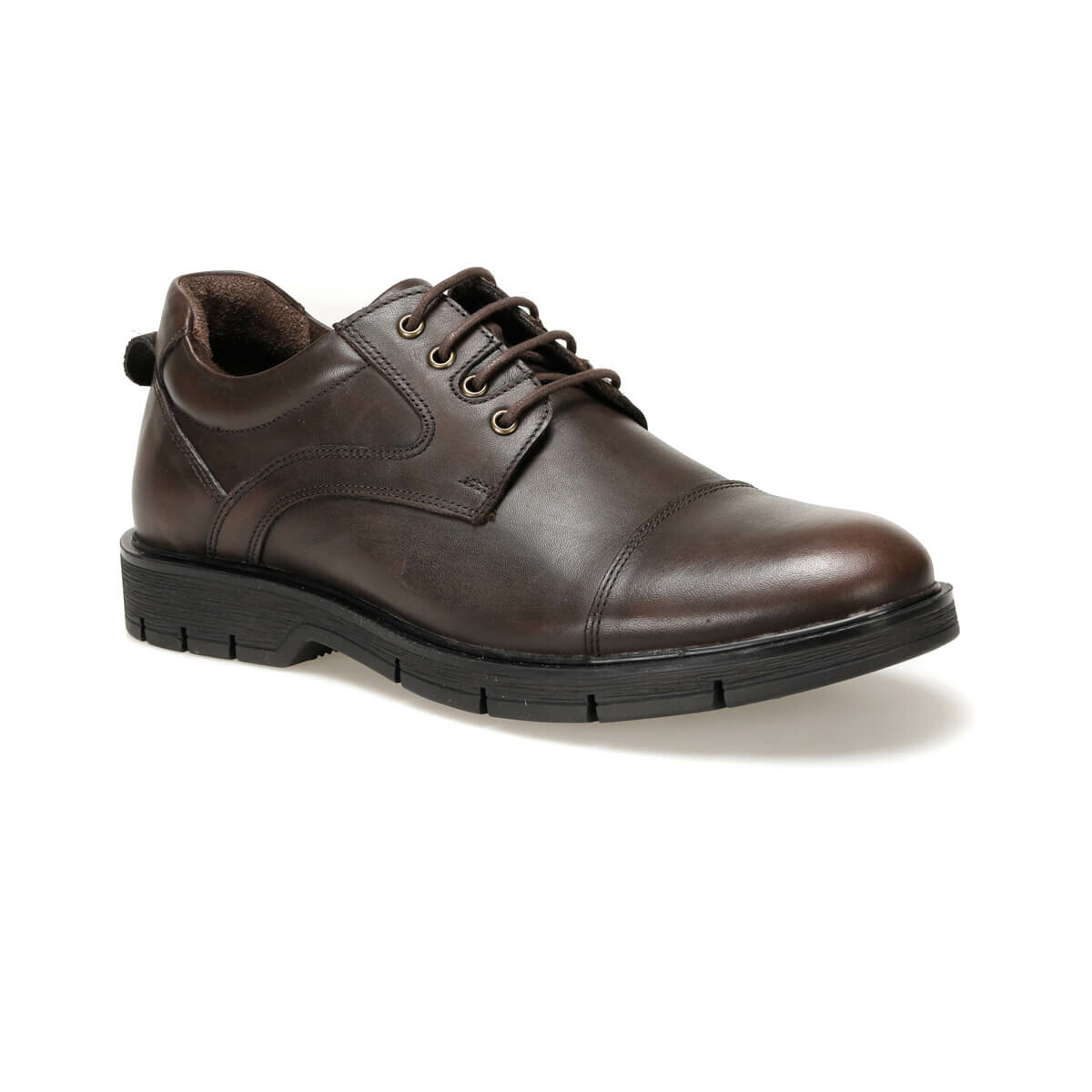 FLO 2020 Brown Men 'S Classic Shoes Garamond