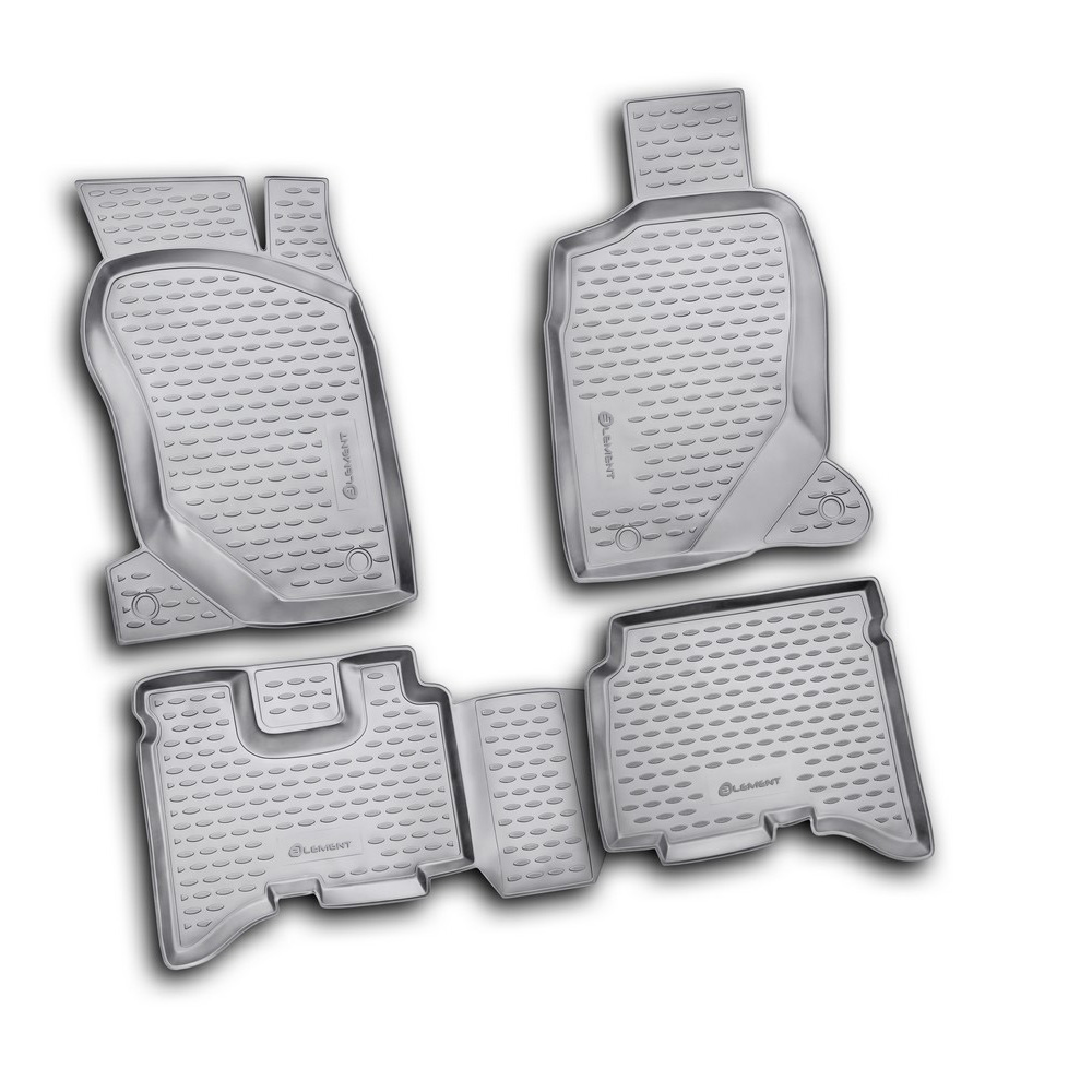 Floor mats for GREAT WALL Hover H3  2010  4 PCs NLC.59.09.210k|  - title=
