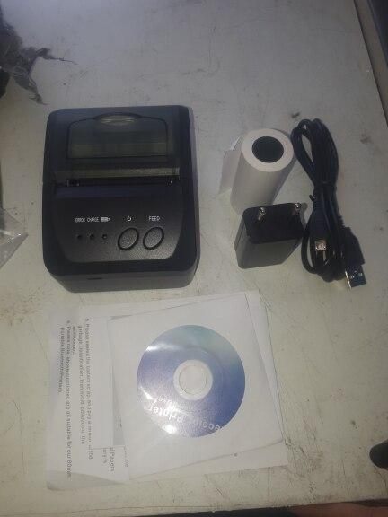 Impressoras Nt-1809dd Milímetros Bluetooth