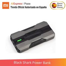 Black Shark Power Bank (10.000 mah, carga bidireccional y r�