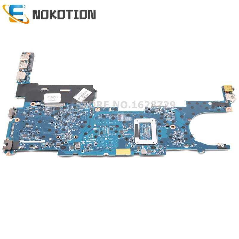 NOKOTION עבור HP EliteBook 9470M מחשב נייד האם I5-3437U מעבד 717843-601 717843-001 717843-501 6050A2514101-MB-A03