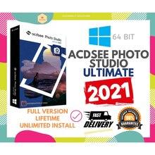 ACDSee-Licencia de estudio fotográfico, 2021