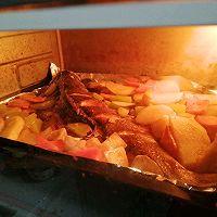 烤鱼的做法图解10