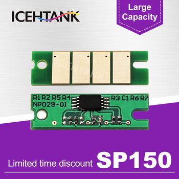 ICEHTANK sp150he Toner Cartridge Chip for Ricoh SP150 sp 150 150SU 150sp 150SUw 150w SP150su sp150w sp150suw Laser Printer image