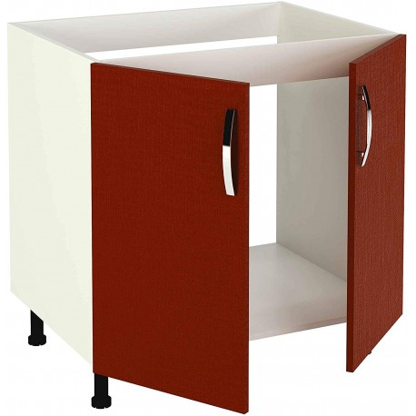 Kitchen Furniture 80 Under Sink 2 Doors In Various Colors
