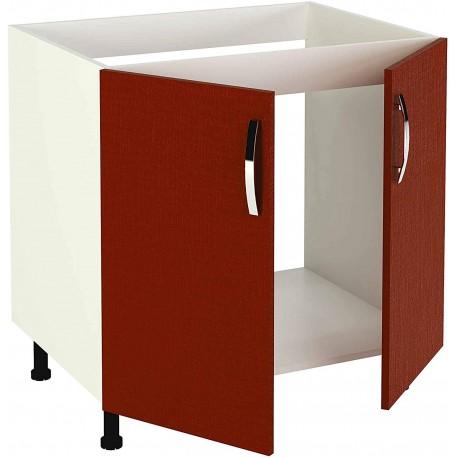 Kitchen Furniture 80 Under Sink 2 Doors In Various Colors