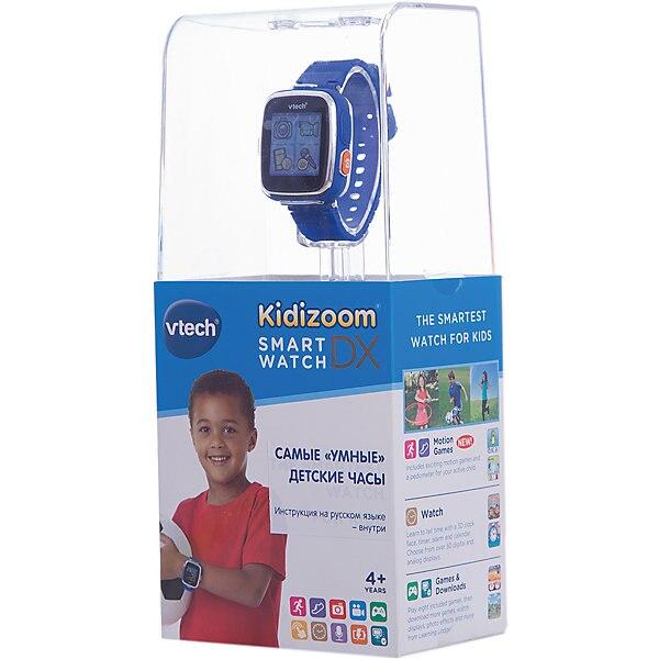 Montre numérique pour enfants Kidizoom Smartwatch DX bleu Vtech