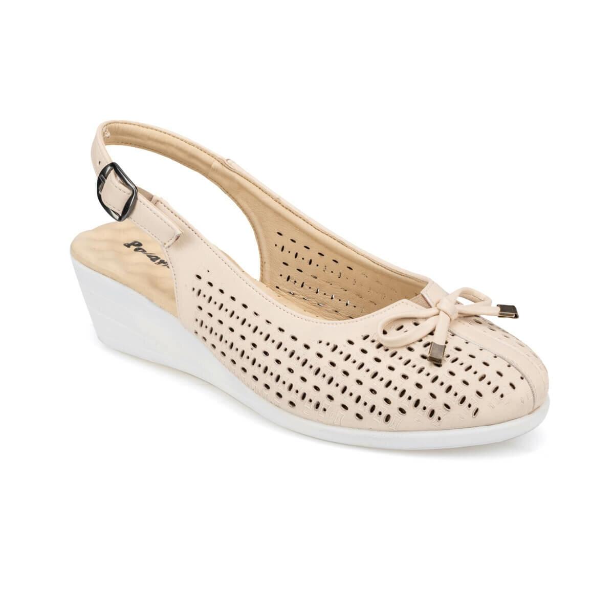 FLO 91.150797.Z Beige Women 'S Shoes Polaris