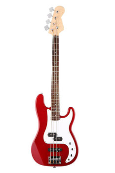 HEB710RD Bass guitar Homage