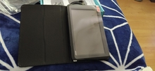 A wifi wireless E-book reader, player, very good leather case, size is ideal, for me specifically a