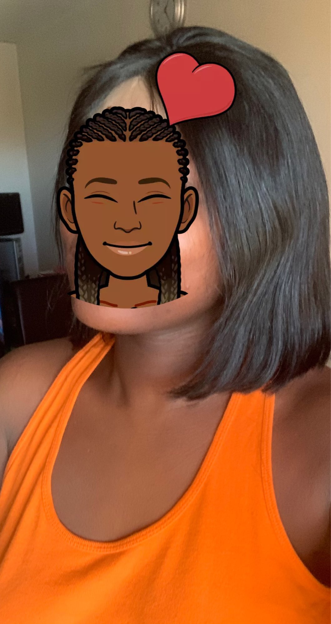 Short Straight Lace Front Human Hair Wigs photo review
