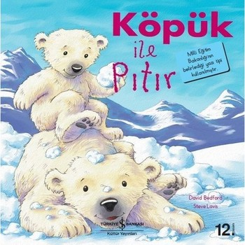 Köpük İle Pıtır - İlk Okuma Kitaplarım - David Bedford - Türkçe Çocuk Hikaye Kitabı Öykü Çizgi Roman - Foam With Patter-First Reading My Books-David Bedford-Turkish Children Story Book Story Comics bedford david i ve seen santa board book