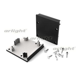 029181 Plug Sl-line-3535 Black Arlight Package 1-set