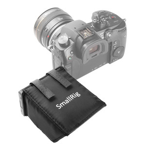 Image 4 - SmallRig ניילון LCD מסך Sunhood שמשיה לdslr מצלמות ומצלמות וידאו עבור Panasonic Lumix GH5 / GH4/G85/g7/GX8 1972