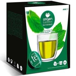 Teas MARRAKECH Origin & Sensation, compatible Dolce Gusto®