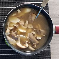 菌菇山药瑶柱汤的做法图解8