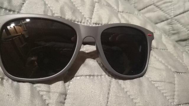 משקפי שמש מותג מוביל לגברים דגם 1986 photo review