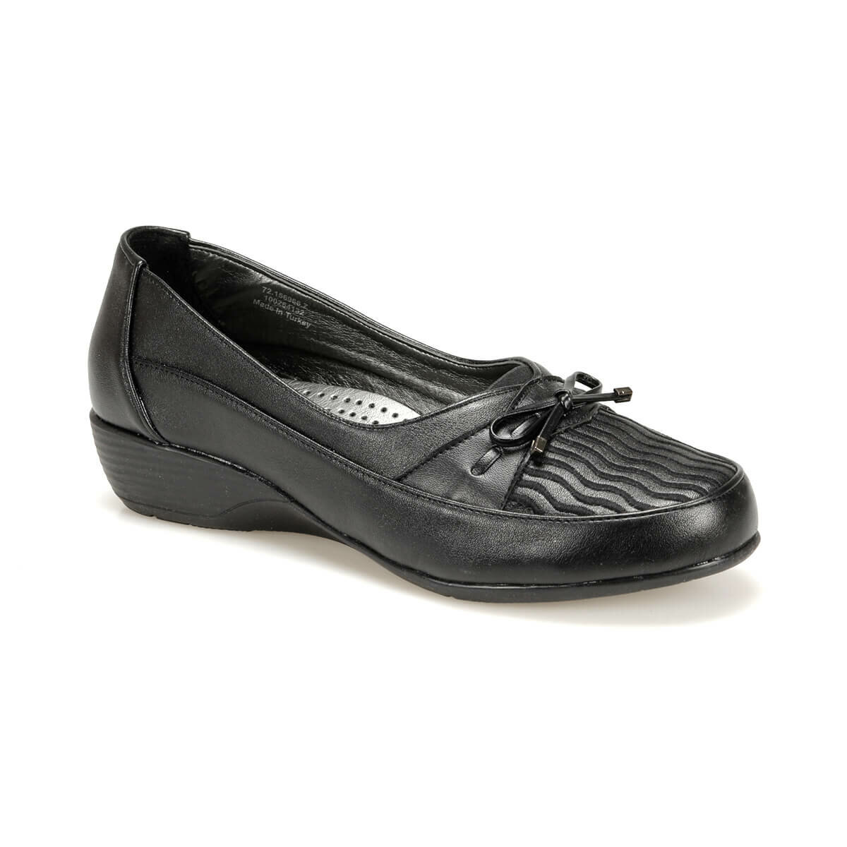 FLO 72. 156966.Z Black Women Shoes Polaris