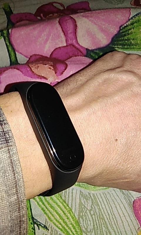 Digital Smart watch Men Women Watch Heart Rate Blood PressureSleep Monitor Pedometer Bluetooth photo review