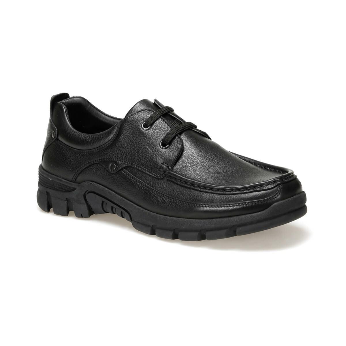 Flo COM-5159 Zwarte Mannelijke Schoenen Flogart