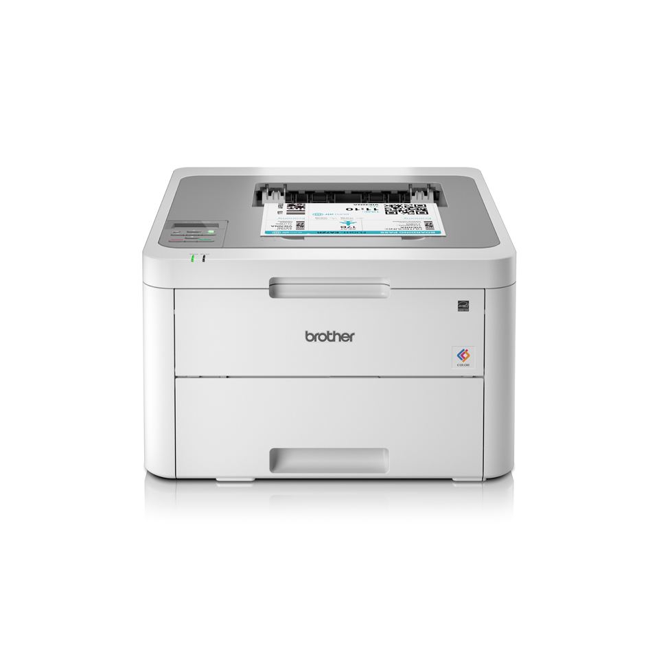 Printer Brother HL-3210CW WIFI LED 256 MB White