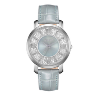 Senhoras Relógio Relógio de luz solar|Relógios femininos| |  -