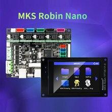 MKS 3Dบอร์ดเครื่องพิมพ์STM32 MKS Robin Nano Board V1.2ฮาร์ดแวร์เปิด (สนับสนุนMarlin2.0) รองรับ3.5นิ้ว