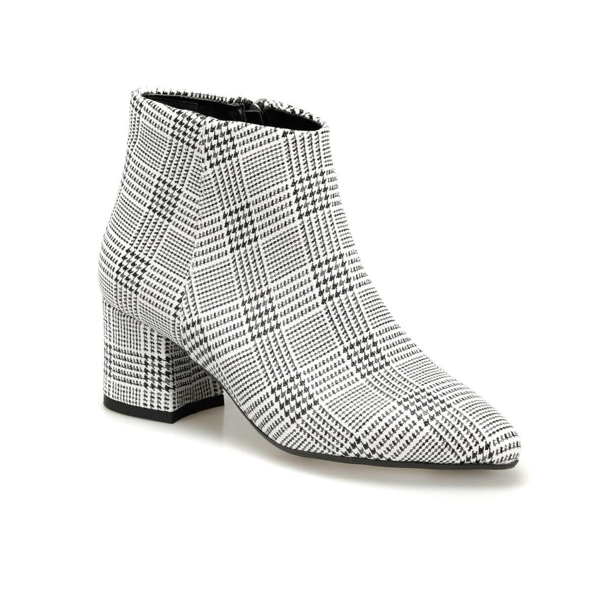 FLO 18K-3002 Plaid Women 'S Boots BUTIGO