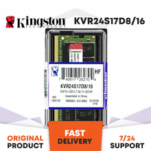 Kingston 2400Mhz 16Gb DDR4 Notebook Ram KVR24S17D8/16