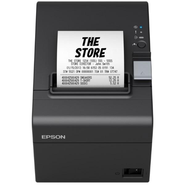 Thermal Printer Epson TM-T20III 250 Mm/s 203 Ppp Black