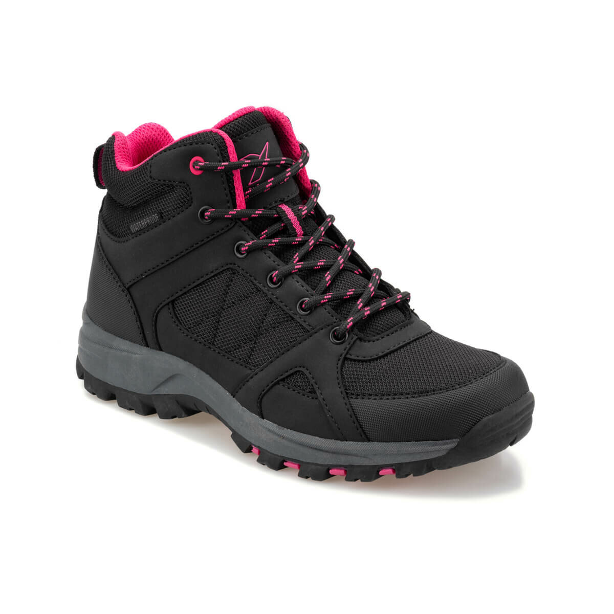 FLO RIMA HI WP W 9PR Black Female 632 KINETIX