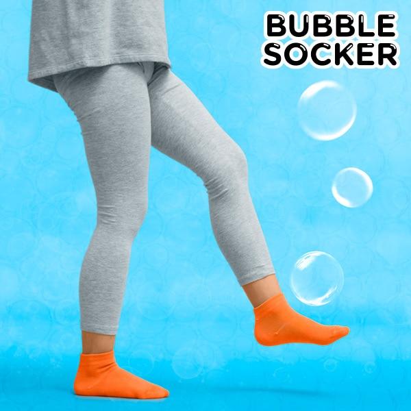 Playz Kidz Soap Bubbles Game With Magic Socks