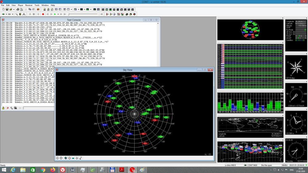 -- Glonass Antena Gnss100l