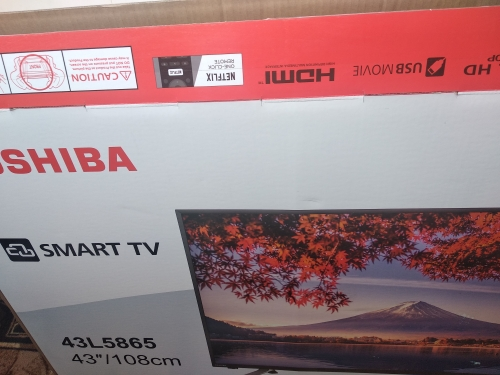 Television 43 inch TV Toshiba 43l5865 FullHD smart TV supplier 4049InchTv|LED Television|   - AliExpress