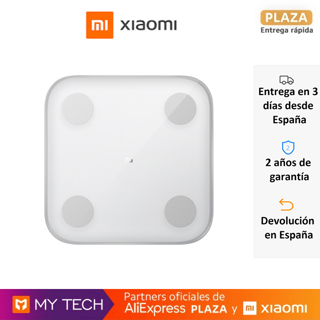Xiaomi Mi Composition Scale báscula inteligente