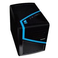 Cash Box Cube ATX Hiditec Dark Kube USB 3.0 Supports Plates Micro ATX/ITX No Source Feed