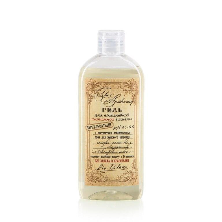 Gel For Daily Intimate Hygiene, The Apotherecare Series  Intimate Hygiene Gel Aroma Gel Deep Clean Long Lasting Fragrance Bath Foam Foam Bath Liquid Body Wash Shampoo Moisture Skin Clean