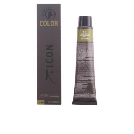 ECOTECH COLOR 8 43 LIGHT COPPER GOLDEN BLONDE 60ML