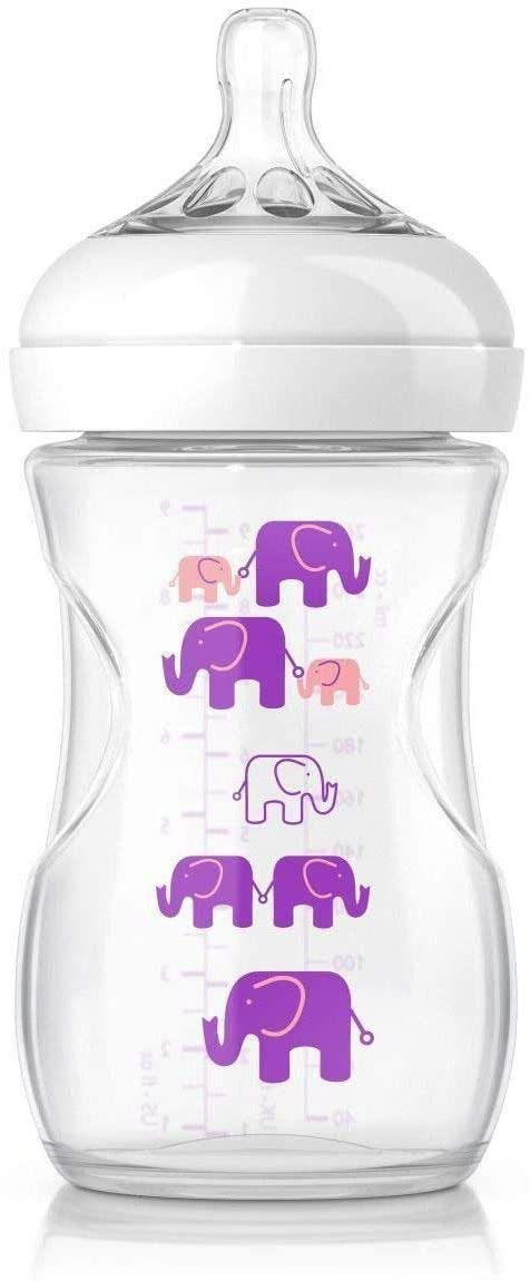 elefante modelada philips avent garrafa dom conjunto masculino famale 01