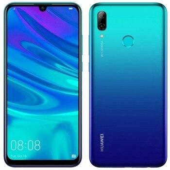 Перейти на Алиэкспресс и купить Huawei P Smart 2019 СИНИЙ 64 Гб 3 Гб RAM 6,21 дюймFull HD + Kirin 710,3400 мАч