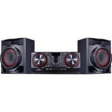Аудиосистема LG с диджейскими функциями и караоке XBOOM CJ44