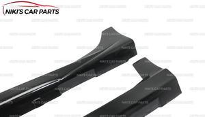 Image 3 - חיצוני דלת אדני מקרה עבור הונדה אקורד השמיני 2008 2012 צד חצאיות ABS פלסטיק גוף ערכת אווירודינמי רפידות ספורט רכב סטיילינג